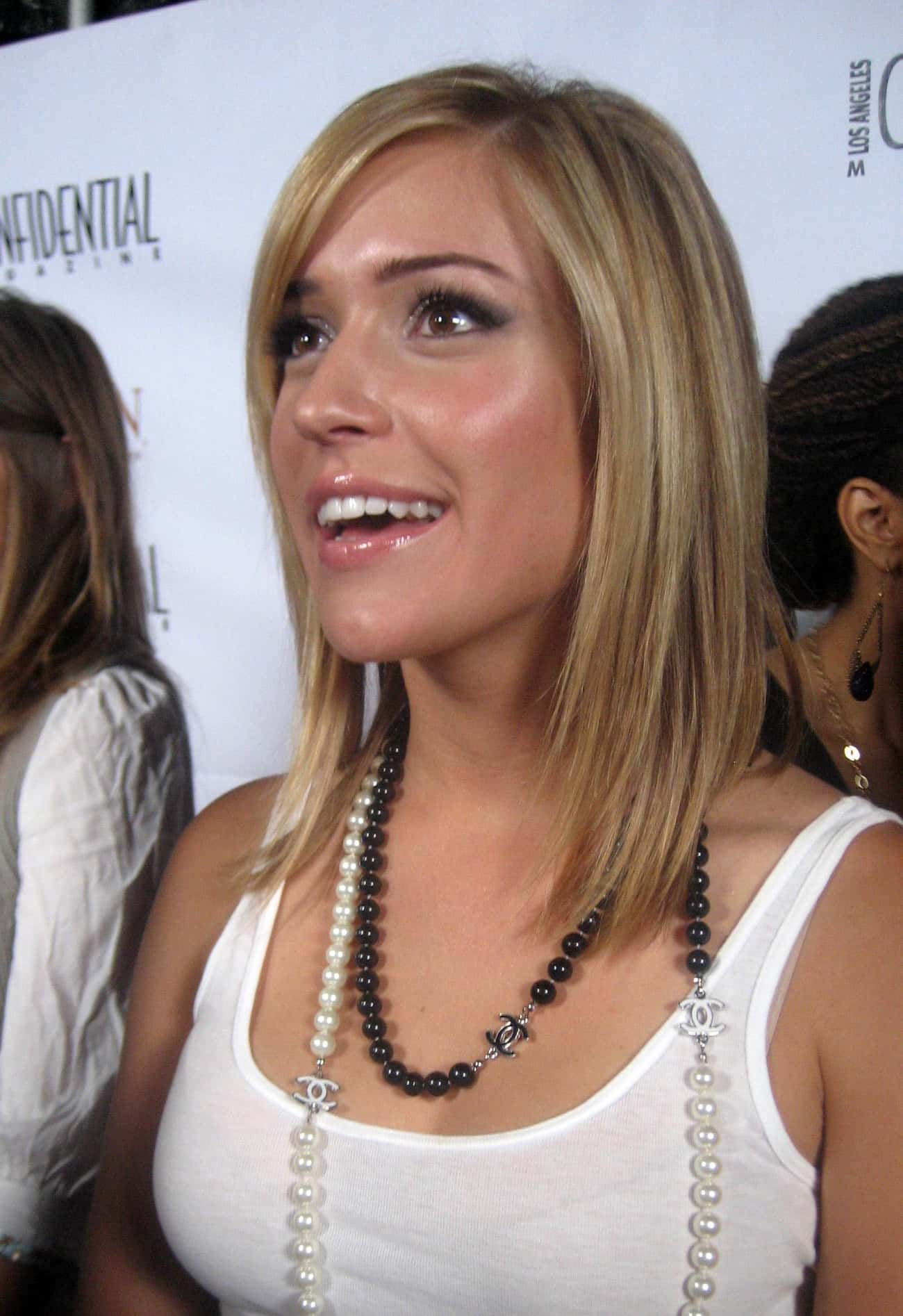 Kristin Cavallari is listed (or ranked) 4 on the list Matt Leinart Loves and Hookups