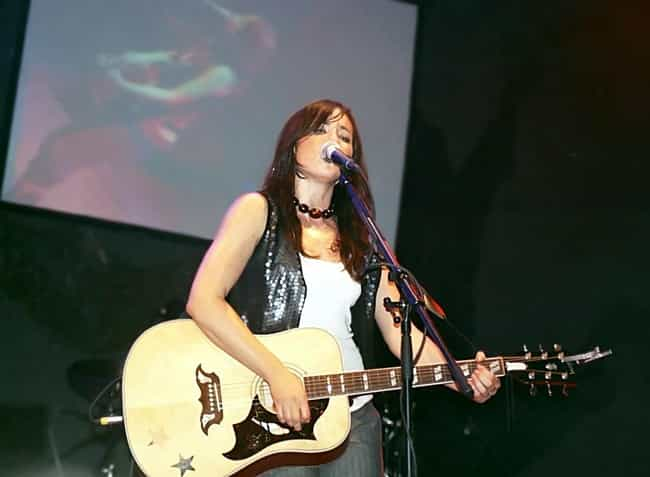 KT Tunstall is listed (or ranked) 2 on the list Famous Guitarists from Edinburgh