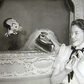 Kukla, Fran and Ollie is listed (or ranked) 22 on the list The Best Puppet TV Shows