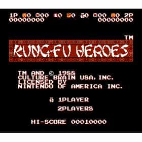Kung Fu Heroes
