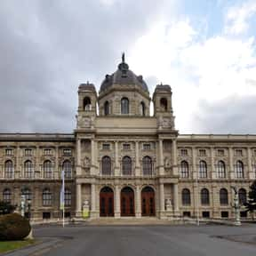Kunsthistorisches Museum is listed (or ranked) 5 on the list The Best Museums in the World