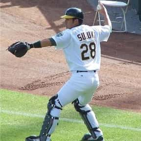 Kurt Suzuki is listed (or ranked) 25 on the list Famous California State University, Fullerton Alumni