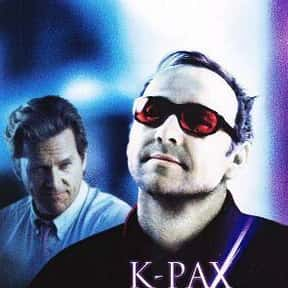 K-PAX is listed (or ranked) 16 on the list The Best Sci Fi Drama Movies, Ranked
