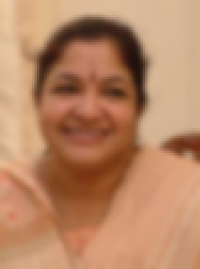 K.S. Chithra is listed (or ranked) 4 on the list Famous University Of Kerala Alumni