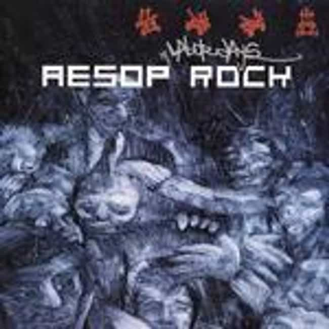 Labor Days is listed (or ranked) 2 on the list The Best Aesop Rock Albums of All Time