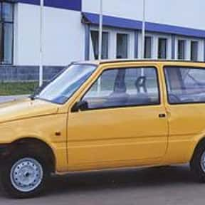VAZ-1111 is listed (or ranked) 25 on the list The Worst Cars Ever Made