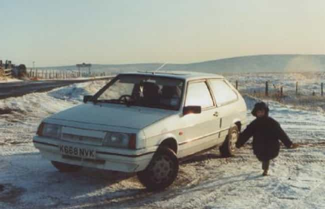 Lada Samara is listed (or ranked) 4 on the list Full List of Lada Models