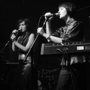 Ladytron is listed (or ranked) 2 on the list The Best Electroclash Bands/Artists