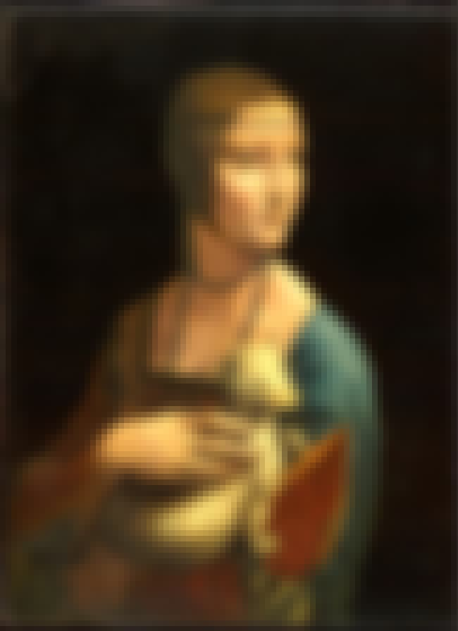 Lady with an Ermine is listed (or ranked) 8 on the list List of Famous Leonardo Da Vinci Artwork