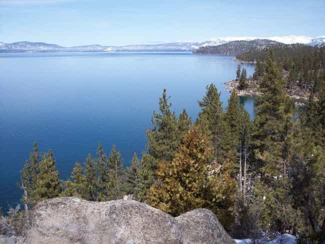 Lake Tahoe is listed (or ranked) 2 on the list The World's Most Heavily Trafficked And Unsolved Murder Dumps
