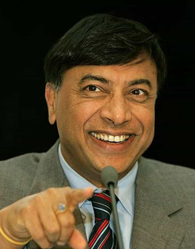 Lakshmi Mittal is listed (or ranked) 2 on the list Famous People who Majored in Business