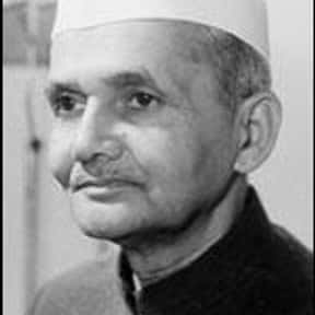 Lal Bahadur Shastri is listed (or ranked) 1 on the list Freedom Fighters of India