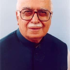 L. K. Advani is listed (or ranked) 15 on the list Famous People From Pakistan