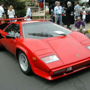 Lamborghini Countach is listed (or ranked) 25 on the list The Ultimate Dream Garage