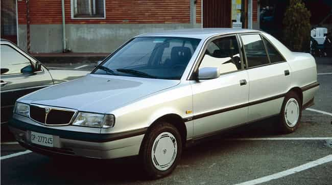 Lancia Dedra is listed (or ranked) 1 on the list Full List of Lancia Models