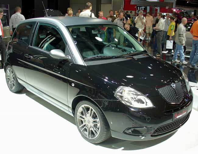 All Lancia Models List Of Lancia Cars Vehicles Page 4