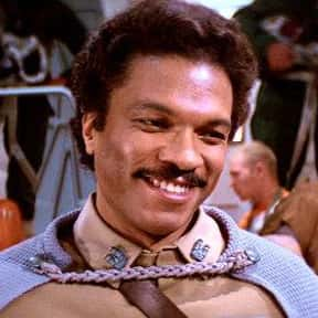 Lando Calrissian is listed (or ranked) 13 on the list Vader to Binks: Best to Worst Star Wars Characters
