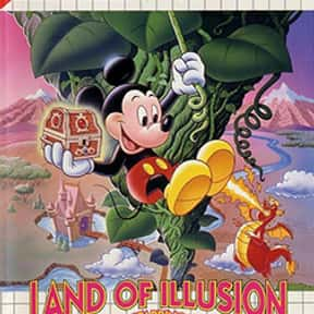 Land of Illusion Starring Mick is listed (or ranked) 24 on the list List of Sega Platform Games
