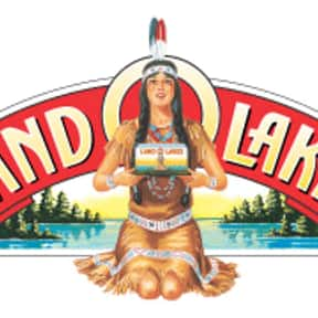 Land O'Lakes is listed (or ranked) 13 on the list The Most Nostalgia-Inducing Thanksgiving Brands