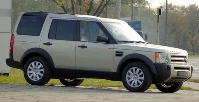 Land Rover Discovery is listed (or ranked) 4 on the list Full List of Land Rover Models