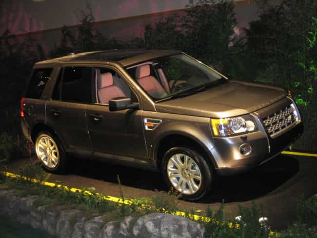Land Rover Freelander is listed (or ranked) 6 on the list Full List of Land Rover Models