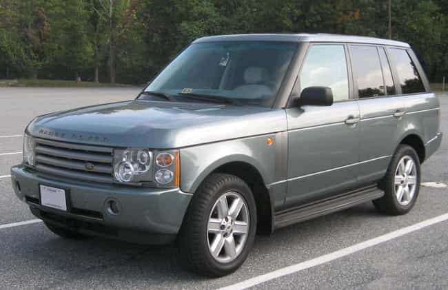 Land Rover Range Rover is listed (or ranked) 2 on the list Full List of Land Rover Models