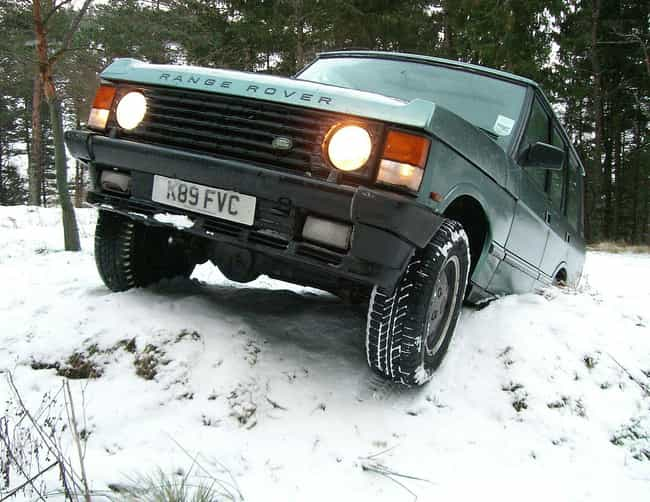 Range Rover Classic is listed (or ranked) 5 on the list Full List of Land Rover Models