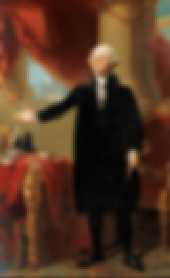 Lansdowne portrait is listed (or ranked) 3 on the list Famous George Washington Art