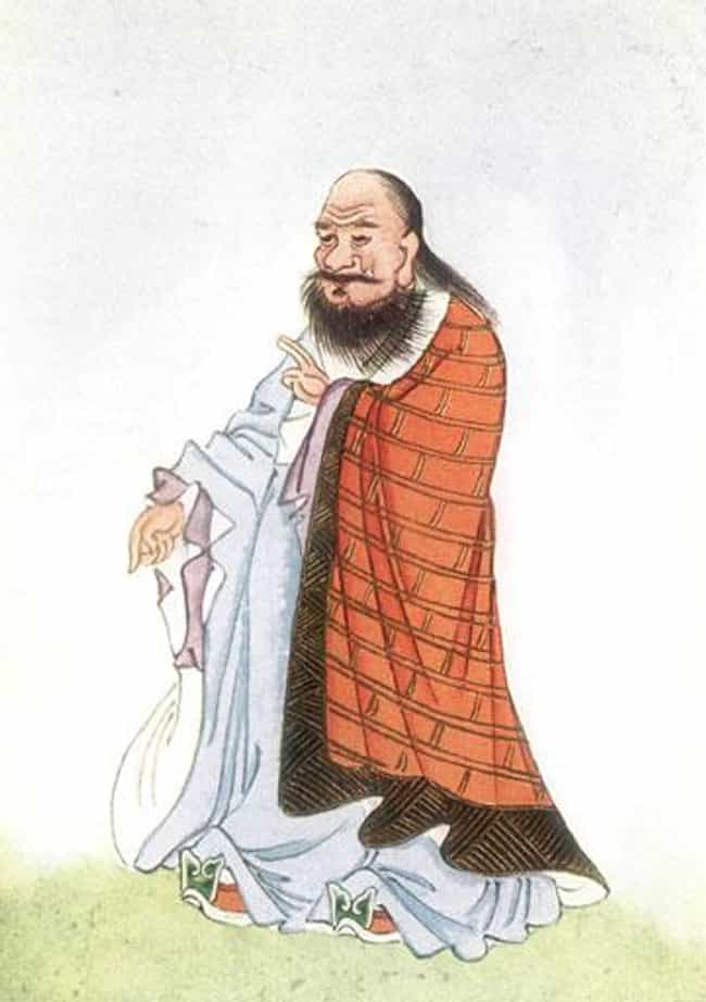 Laozi is listed (or ranked) 4 on the list Famous Male Librarians