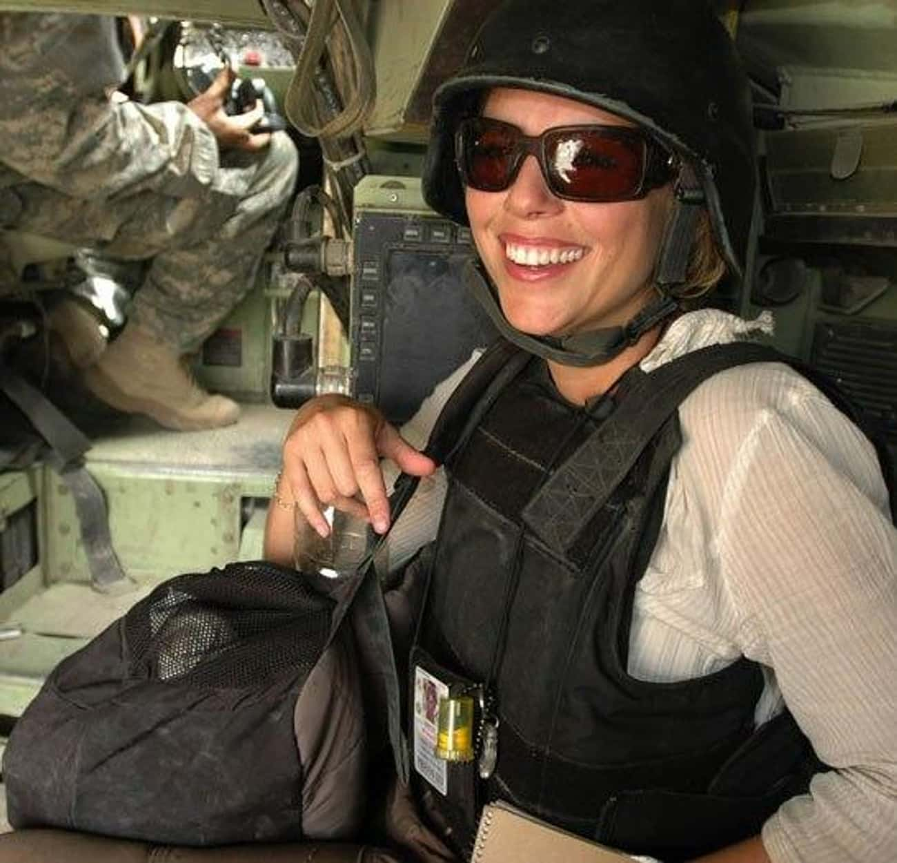Lara Logan is listed (or ranked) 3 on the list Famous Female TV Journalists