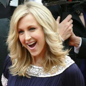Lara Spencer is listed (or ranked) 18 on the list List of Famous News Presenters