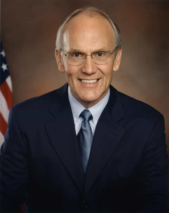 Larry Craig is listed (or ranked) 19 on the list Republican Sex Scandals