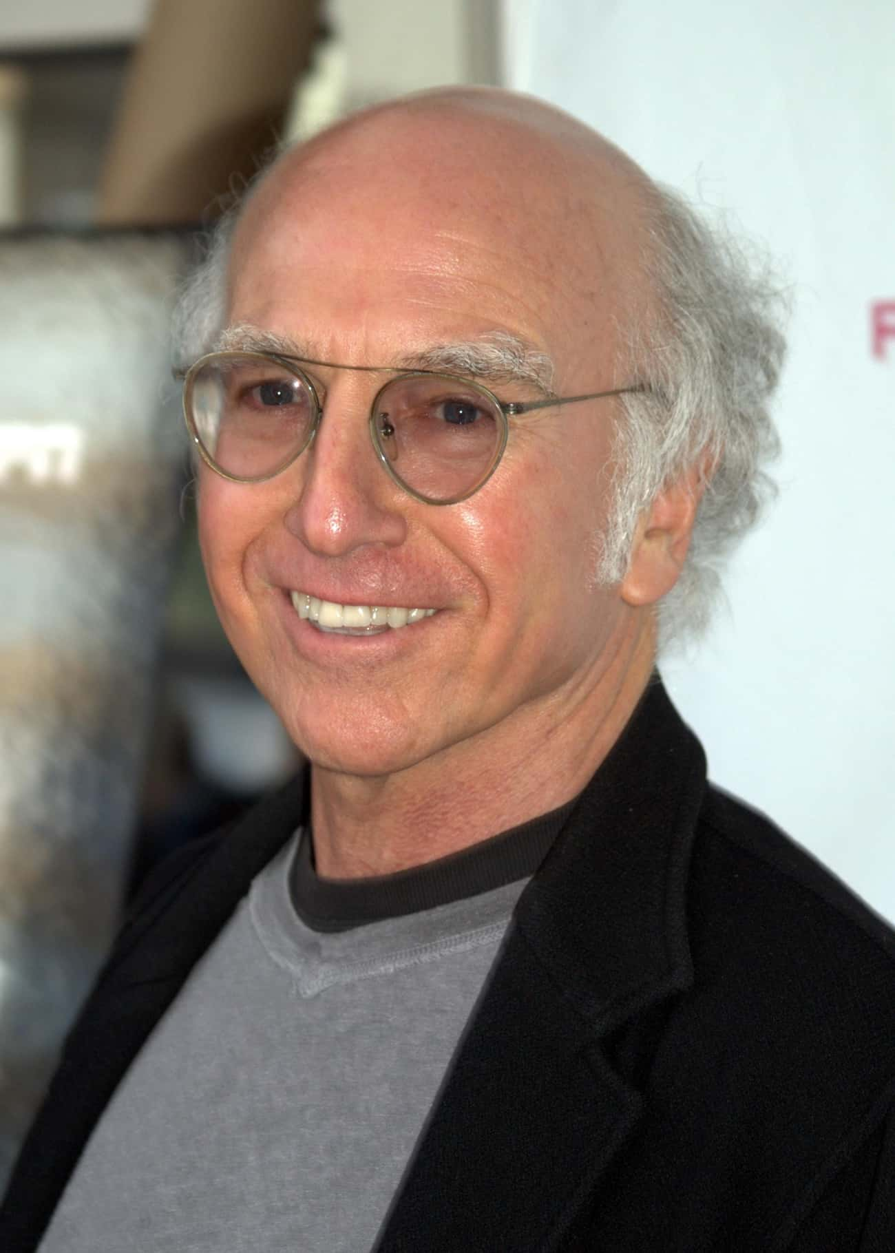 Larry David is listed (or ranked) 2 on the list Famous People who Majored in History