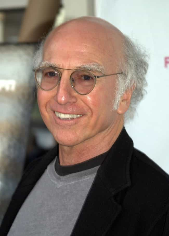 Larry David is listed (or ranked) 1 on the list 19 Comedians You Might Not Know Wrote for SNL
