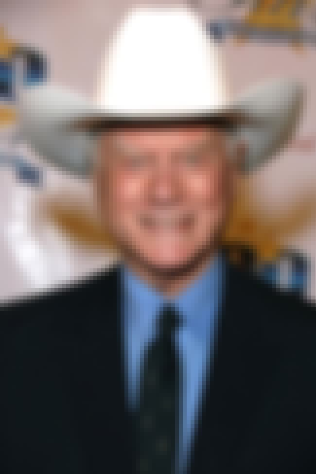 Larry Hagman is listed (or ranked) 2 on the list Famous Trinity School Alumni