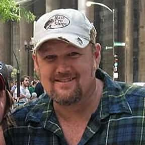 Larry the Cable Guy is listed (or ranked) 21 on the list List of Famous Radio Personalities