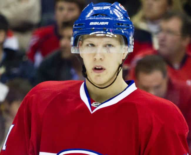 Lars Eller is listed (or ranked) 4 on the list Famous Hockey Players from Denmark