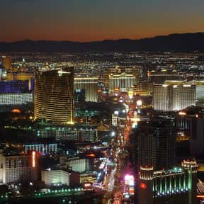 Las Vegas Strip is listed (or ranked) 6 on the list The Best Of The Most Visited Tourist Destinations in America