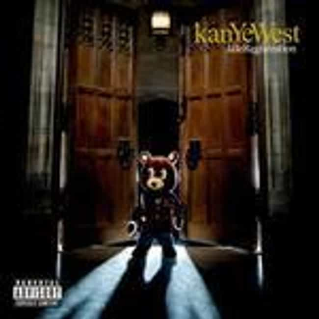 Late Registration is listed (or ranked) 4 on the list The Best Kanye West Albums of All Time