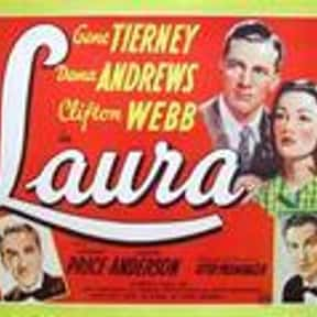 Laura is listed (or ranked) 5 on the list The Best Romance Movies of the 1940s
