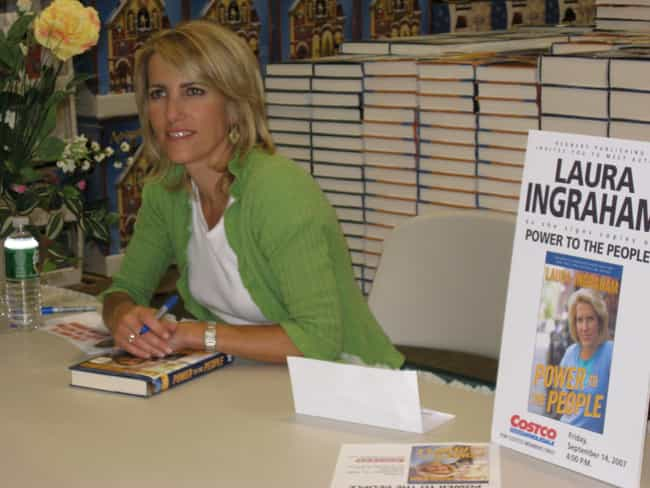 Laura Ingraham is listed (or ranked) 3 on the list Famous Female Radio Personalities