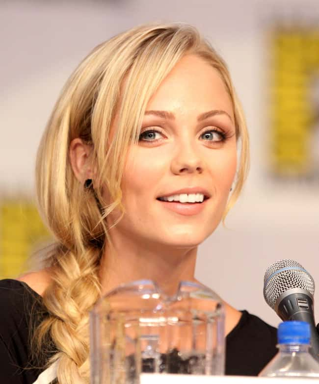 Laura Vandervoort is listed (or ranked) 24 on the list The Most Captivating Celebrity Eyes (Women)