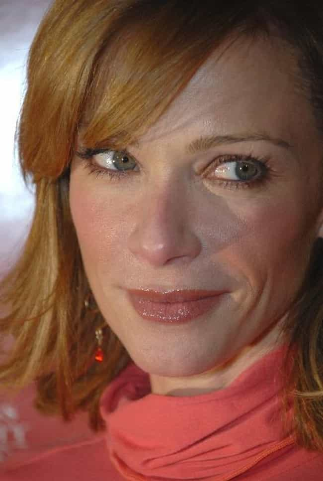 Lauren Holly is listed (or ranked) 4 on the list Women Who James Woods Has Dated