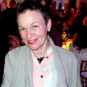 Laurie Anderson is listed (or ranked) 10 on the list The Best Experimental Bands/Artists