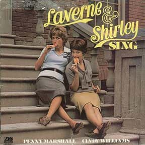 Laverne & Shirley is listed (or ranked) 12 on the list The Best 1980s Primetime TV Shows