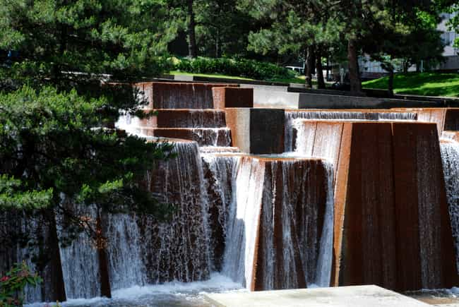 Lawrence Halprin is listed (or ranked) 3 on the list List of Famous Landscape Architects