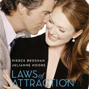 Laws of Attraction is listed (or ranked) 7 on the list The Best Movies About Dating In Your 40s