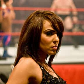 Layla El is listed (or ranked) 4 on the list ECW Cast List
