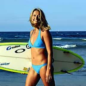 Layne Beachley is listed (or ranked) 19 on the list The Most Influential Surfers of All Time