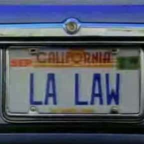 L.A. Law is listed (or ranked) 13 on the list The Best Legal Drama TV Shows Ever